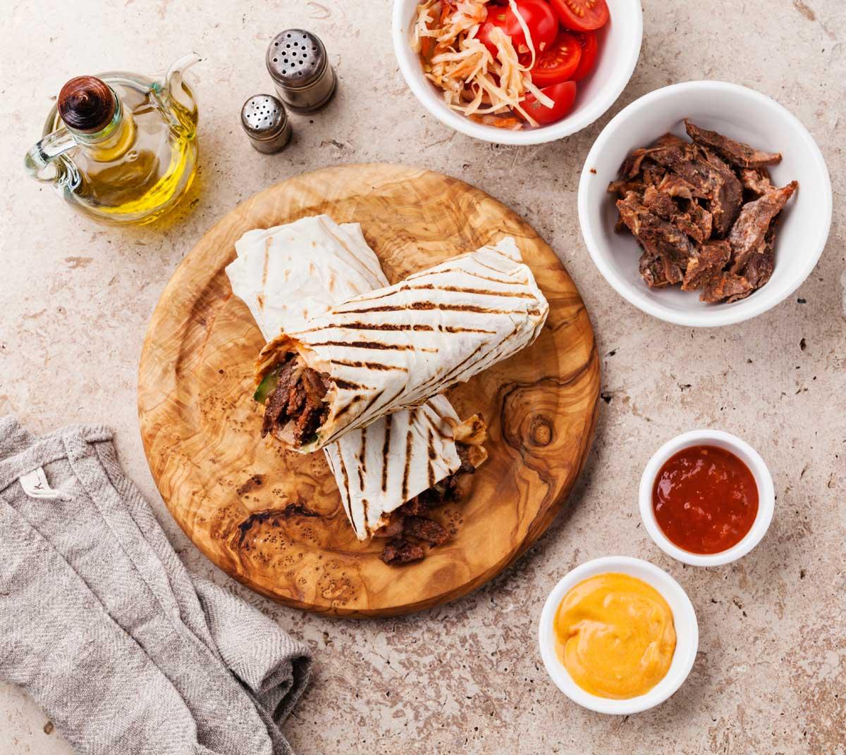 Des plats rapide et savoureux