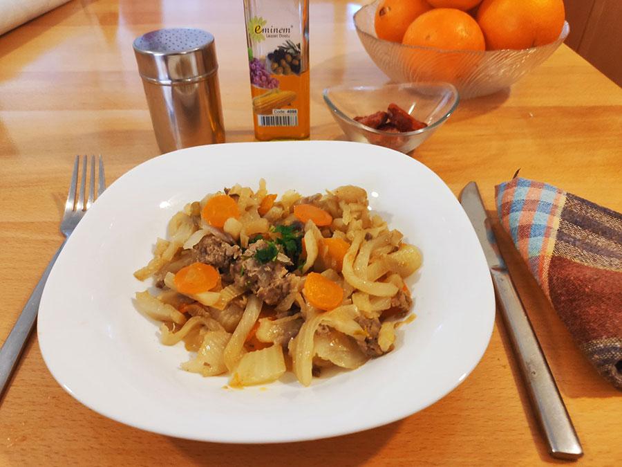 Une recette de fenouil et carottes à l'ail, délicieuse et peu calorique