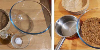 La préparation du couscous 1