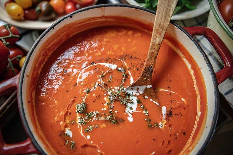 Concentré de tomates maison