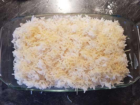 Saupoudrez de fromage