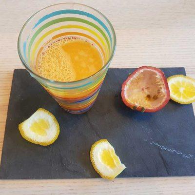 jus de fruit multi-vitaminé maison